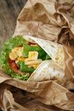 Εύγευστο tortilla Στοκ εικόνα με δικαίωμα ελεύθερης χρήσης