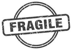 εύθραυστο γραμματόσημο ελεύθερη απεικόνιση δικαιώματος