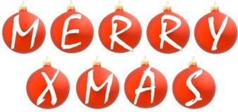 εύθυμα Χριστούγεννα Στοκ εικόνες με δικαίωμα ελεύθερης χρήσης