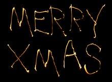 εύθυμα Χριστούγεννα Στοκ φωτογραφίες με δικαίωμα ελεύθερης χρήσης