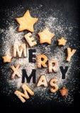 εύθυμα Χριστούγεννα Στοκ Φωτογραφίες