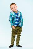 Εύθυμο αγόρι Στοκ Φωτογραφίες