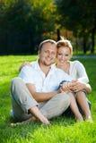 εύθυμο ζεύγος Στοκ φωτογραφία με δικαίωμα ελεύθερης χρήσης
