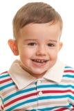 εύθυμο μικρό παιδί πορτρέτ&omicr Στοκ Εικόνα