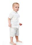 Εύθυμο μικρό παιδί Στοκ εικόνες με δικαίωμα ελεύθερης χρήσης
