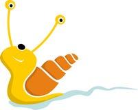 εύθυμο σαλιγκάρι Στοκ φωτογραφία με δικαίωμα ελεύθερης χρήσης