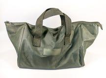Εύρωστη μαύρη τσάντα υφάσματος για τα κατσαβίδια Στοκ φωτογραφίες με δικαίωμα ελεύθερης χρήσης