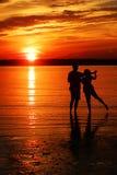 Ελάτε χορός με με Στοκ Εικόνες