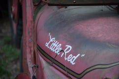 ελάχιστα κόκκινο Στοκ φωτογραφίες με δικαίωμα ελεύθερης χρήσης