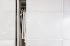 Ελάχιστη ντουλάπα Στοκ Εικόνες