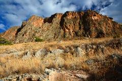 Ελλάδα, βουνά, Πελοπόννησος Στοκ φωτογραφία με δικαίωμα ελεύθερης χρήσης