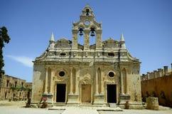 Ελλάδα, Κρήτη, μοναστήρι Arkadi Στοκ φωτογραφίες με δικαίωμα ελεύθερης χρήσης