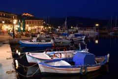 Ελλάδα, Λέσβος, Mithimna στοκ εικόνες με δικαίωμα ελεύθερης χρήσης