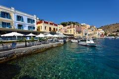 Ελλάδα, νησί Symi στοκ φωτογραφία με δικαίωμα ελεύθερης χρήσης