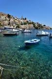 Ελλάδα, νησί Symi στοκ εικόνα με δικαίωμα ελεύθερης χρήσης