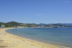 Ελλάδα, Eastmacedonia, Καβάλα Στοκ εικόνα με δικαίωμα ελεύθερης χρήσης