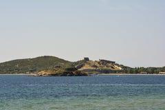 Ελλάδα, Eastmacedonia, Καβάλα Στοκ Εικόνες