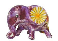 Ελέφαντας της Lil για την εγχώρια διακόσμηση Στοκ Φωτογραφίες