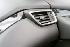 Εδαφοβελτιωτικό σε ένα αυτοκίνητο Στοκ φωτογραφίες με δικαίωμα ελεύθερης χρήσης