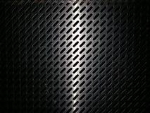 Ελαφριά γραμμή στο υπόβαθρο προτύπων μετάλλων Στοκ Εικόνες