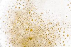 Ελαφριά κινηματογράφηση σε πρώτο πλάνο μπύρας Στοκ Φωτογραφία