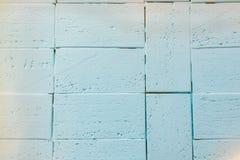 Ελαφριά μέντα χρώματος πλινθοδομής υποβάθρου Στοκ φωτογραφία με δικαίωμα ελεύθερης χρήσης