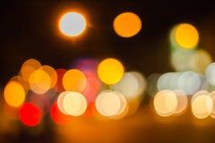 ελαφριά νύχτα Στοκ εικόνες με δικαίωμα ελεύθερης χρήσης