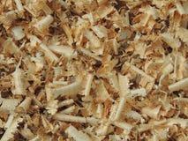 Ελαφριά ξύλινα τσιπ Στοκ φωτογραφία με δικαίωμα ελεύθερης χρήσης