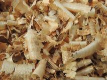Ελαφριά ξύλινα τσιπ Στοκ εικόνες με δικαίωμα ελεύθερης χρήσης