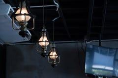 Ελαφριά σκιά από το βολφράμιο Στοκ εικόνα με δικαίωμα ελεύθερης χρήσης