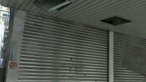 Ελαφριά συναρμολόγηση πεσμένος έξω στον αέρα τυφώνα φιλμ μικρού μήκους