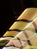 Ελαφριά τέχνη-φωτογραφία Στοκ Εικόνες