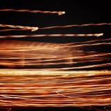 Ελαφριά φωτογραφία ζωγραφικής Φωτογραφία Freezelight Στοκ Φωτογραφίες