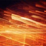 Ελαφριά φωτογραφία ζωγραφικής Φωτογραφία Freezelight Στοκ φωτογραφίες με δικαίωμα ελεύθερης χρήσης