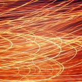 Ελαφριά φωτογραφία ζωγραφικής Φωτογραφία Freezelight Στοκ Εικόνες