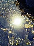 ελαφρύς ήλιος Στοκ φωτογραφία με δικαίωμα ελεύθερης χρήσης