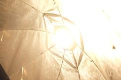 Ελαφρύς λαμπτήρας στο στούντιο Στοκ φωτογραφία με δικαίωμα ελεύθερης χρήσης