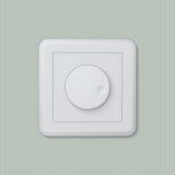 Ελαφρύς αυξομειωτής έντασης φωτισμού 06 διακοπτών στοκ εικόνα