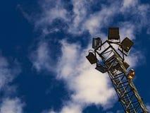 ελαφρύς πύργος Στοκ φωτογραφία με δικαίωμα ελεύθερης χρήσης