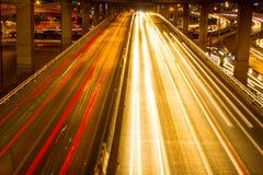 ελαφρύς δρόμος Στοκ Φωτογραφίες