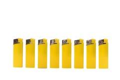 Ελαφρύτερος κίτρινος στοκ φωτογραφία με δικαίωμα ελεύθερης χρήσης