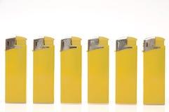 Ελαφρύτερος κίτρινος στοκ εικόνα με δικαίωμα ελεύθερης χρήσης