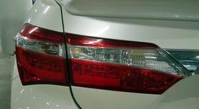 Ελαφρύ αυτοκίνητο ουρών Στοκ φωτογραφίες με δικαίωμα ελεύθερης χρήσης