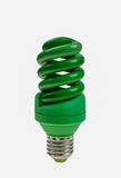 ελαφρύ διάνυσμα απεικόνισης βολβών πράσινο Στοκ φωτογραφίες με δικαίωμα ελεύθερης χρήσης