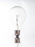 ελαφρύ διάνυσμα απεικόνισης ιδέας έννοιας βολβών Στοκ Φωτογραφία