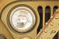 Ελαφρύ παλαιό αυτοκίνητο Στοκ φωτογραφίες με δικαίωμα ελεύθερης χρήσης