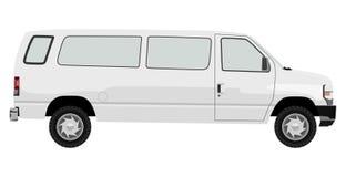 Ελαφρύ φορτηγό Στοκ Εικόνα
