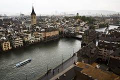 Ελβετία Ζυρίχη Στοκ εικόνα με δικαίωμα ελεύθερης χρήσης
