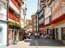 Ελβετία, Appenzell Στοκ Εικόνα