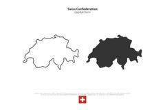 ελβετικά Στοκ Εικόνες